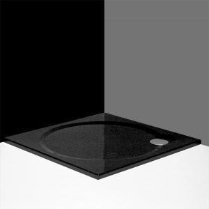 Cadita dus Quadro Black (2 dimensiuni) - Imagine